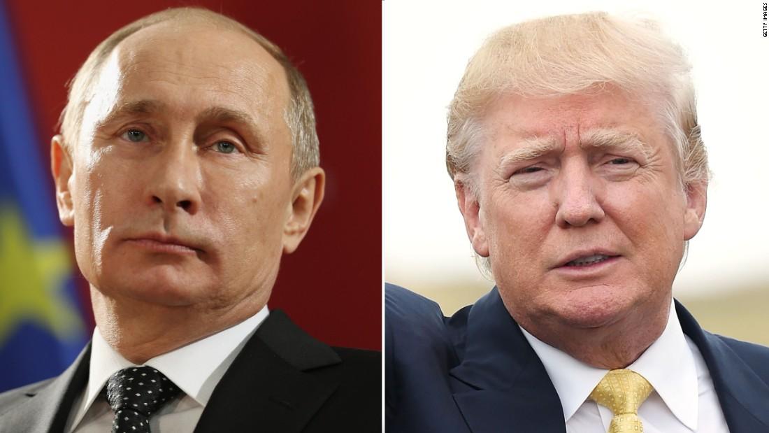 Confirman llamada telefónica entre Vladímir Putin, y Donald Trump