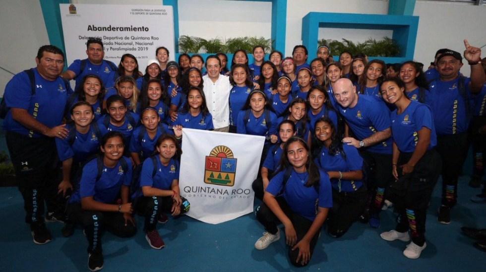 Prevén ocupación de más de 17 mil cuartos de hotel por Olimpiadas en Cancún y Chetumal