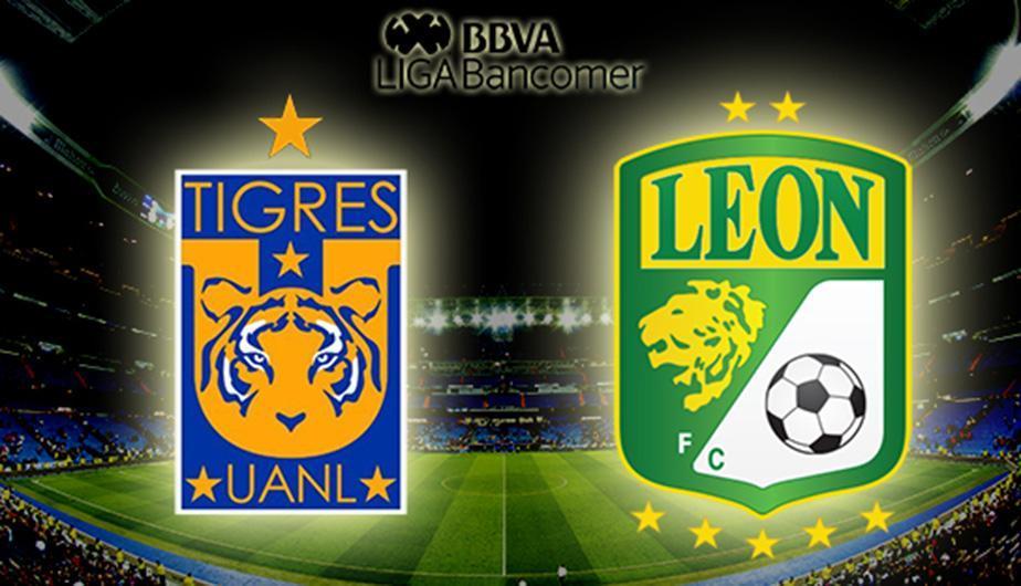 Lista la final entre León y Tigres