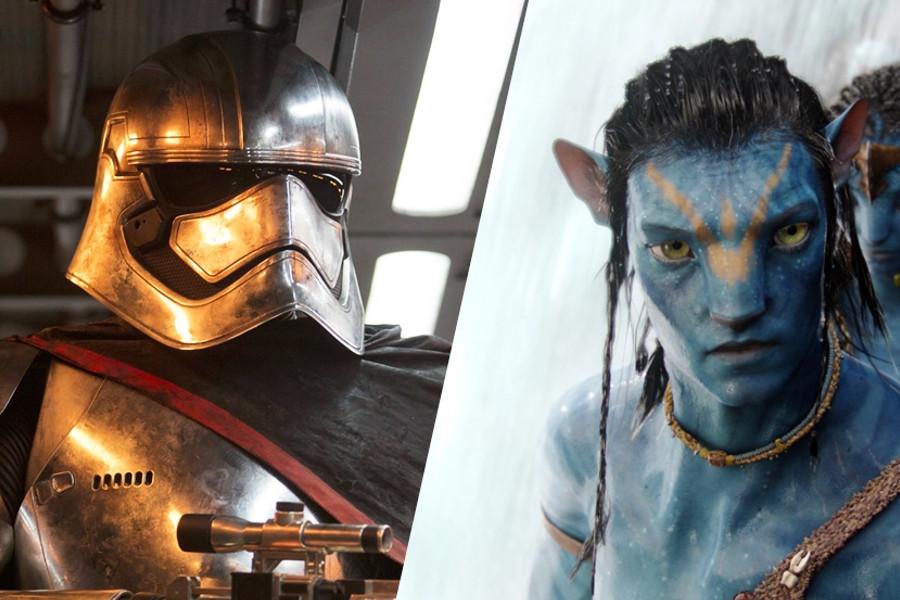 Anuncia Disney siete estrenos intercalados de Star Wars y Avatar