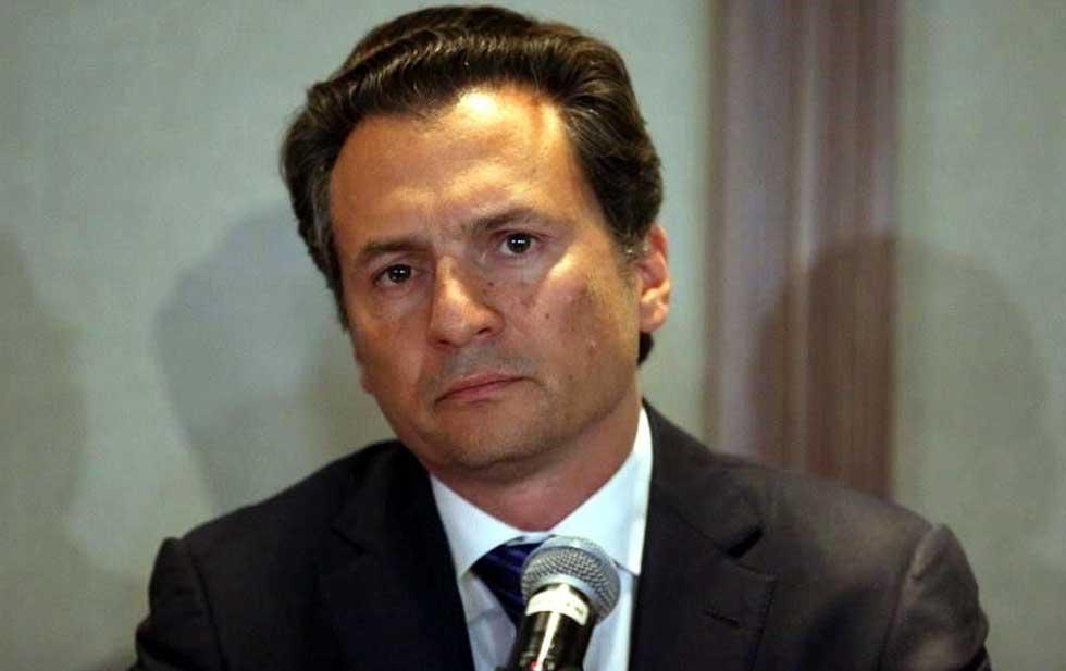 Emilio Lozoya consigue suspensión definitiva contra orden de aprehensión