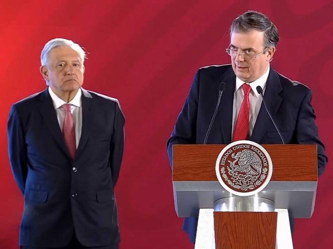 'Se enfrenrará la migración por otra vía': López Obrador