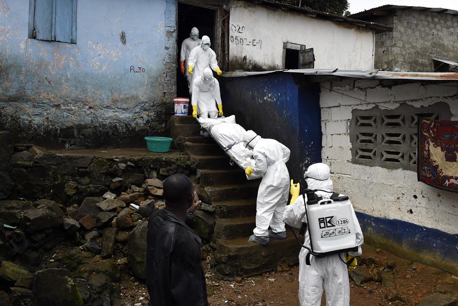 Reporta Uganda un muerto por ébola