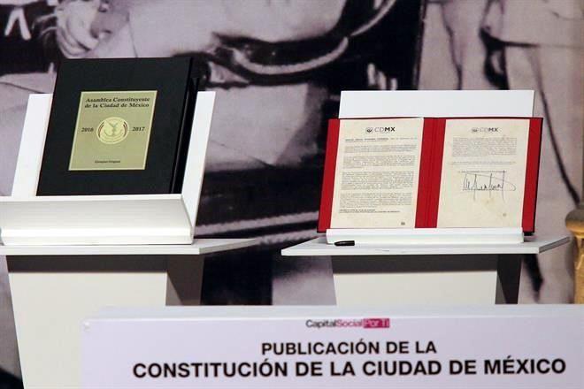 Invalida Corte dos artículos de la Constitución de CDMX