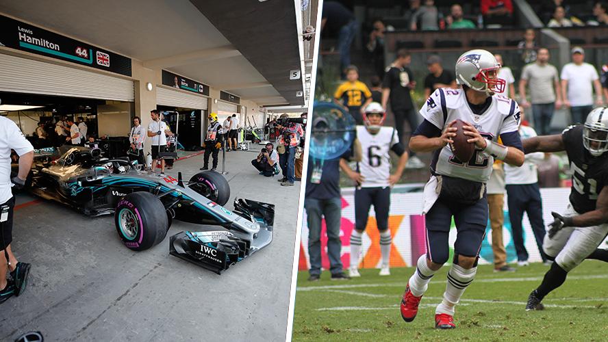 Fórmula 1 y NFL seguirán en México