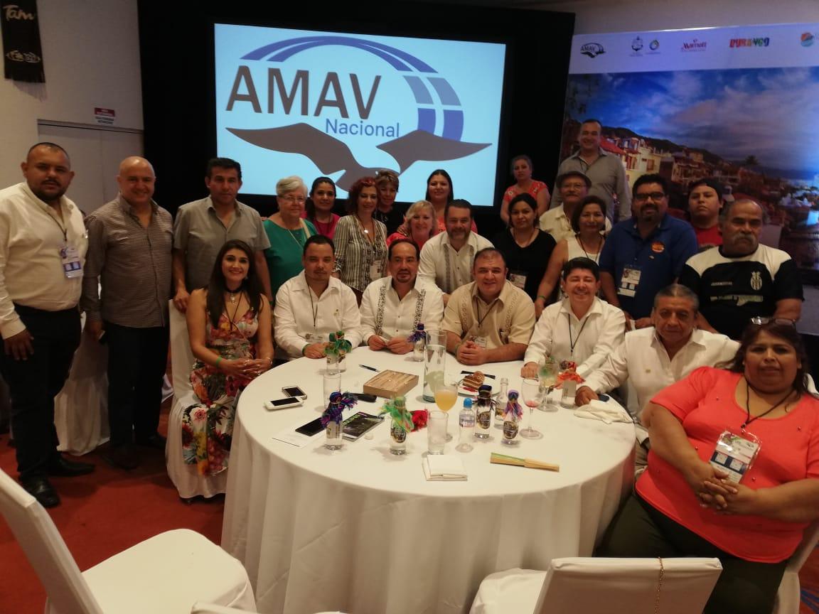 Inauguran la 64 Convención Internacional de la AMAV
