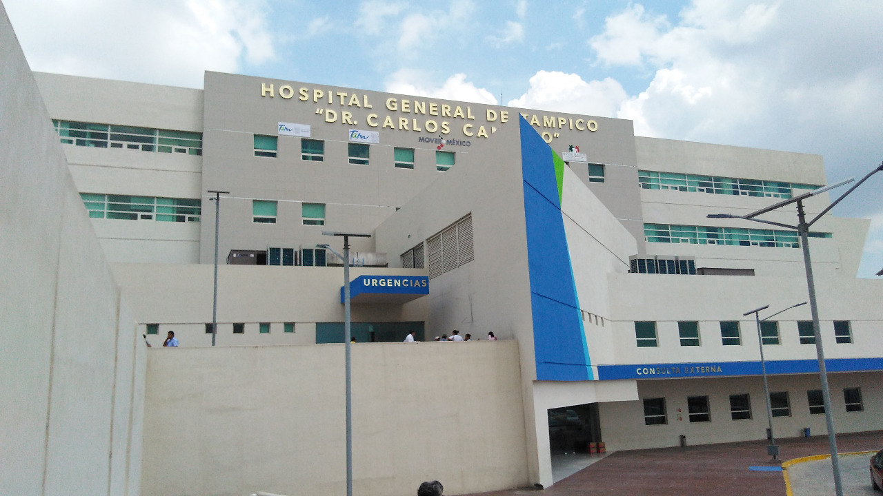 Bacteria provoca muerte a tres bebés en hospital de Tampico