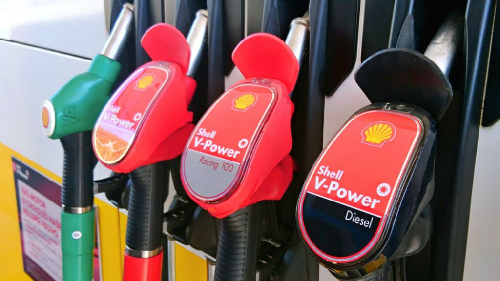 Shell trae a México V-Power