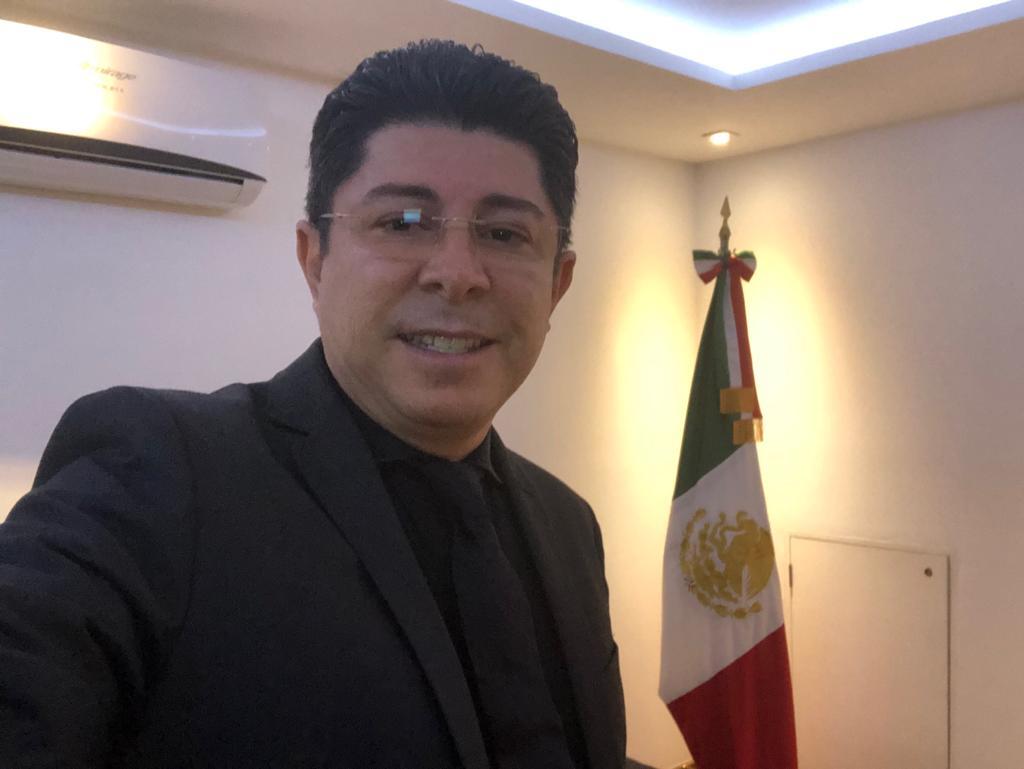 Paniagua Morales, presidente de la AMAV Nacional