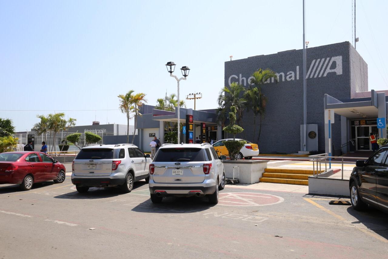 Aeropuerto de Chetumal listo en caso de una contingencia