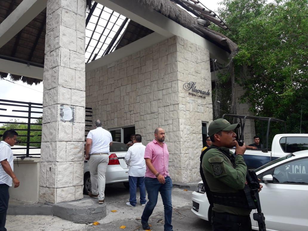Se consuma el despojo del hotel Secrets Silversands en Puerto Morelos