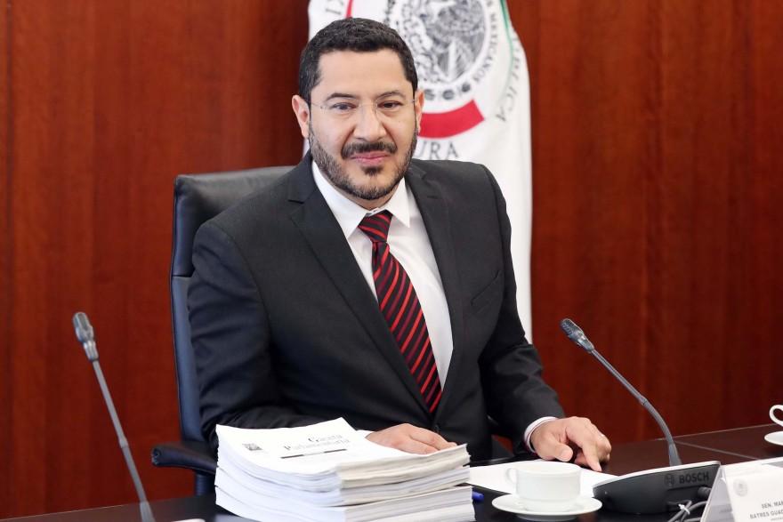 Martí Batres turna T-MEC a comisiones para su dictamen