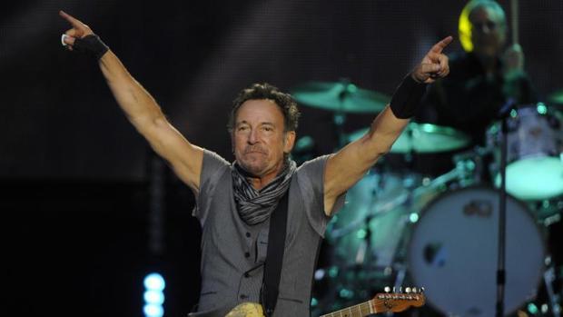 Regresa Bruce Springsteen