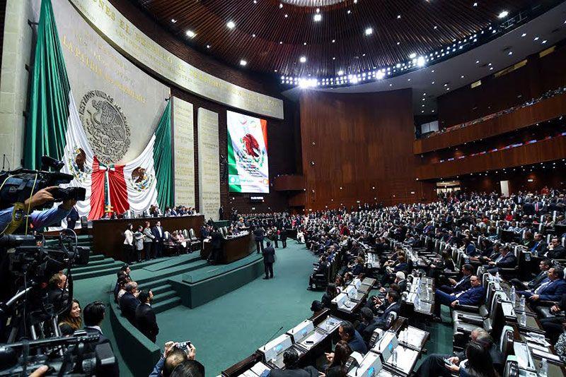 Amplían periodo ordinario en la Cámara de  Diputados