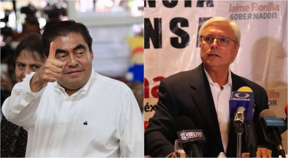 Morena arrebata Puebla y BC; PAN pierde bastión de 30 años