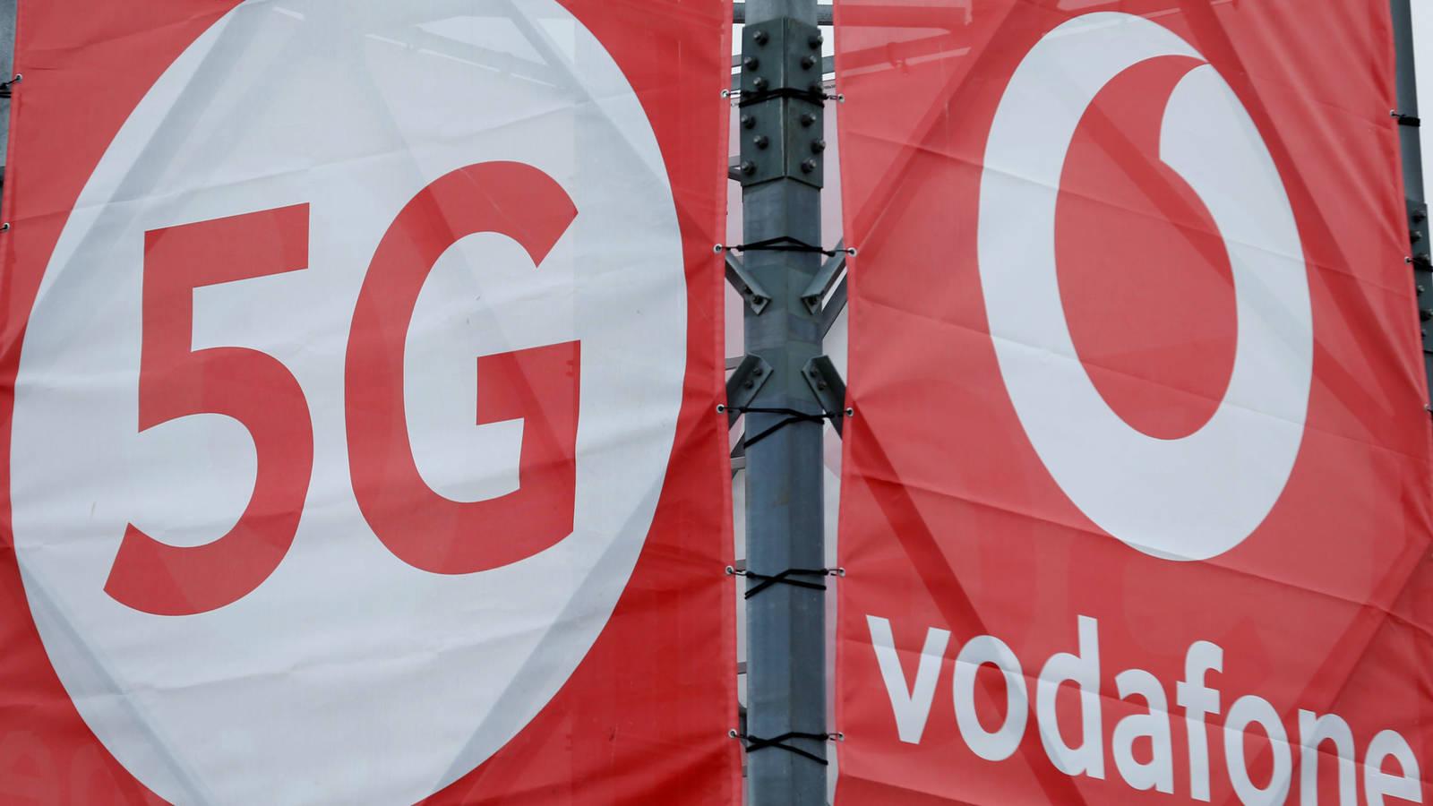 Vodafone estrena red 5G con Huawei