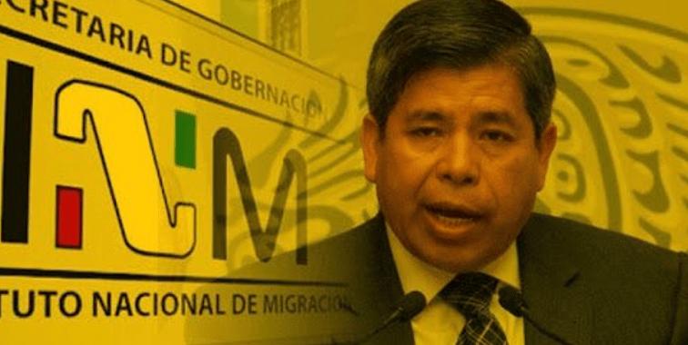 Renuncia Tonatiuh Guillén López  al Instituto Nacional de Migración