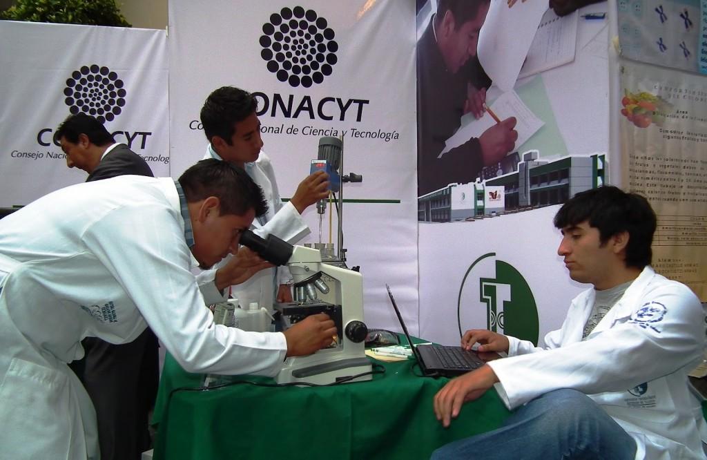 Suman recortes a ciencia y tecnología en México