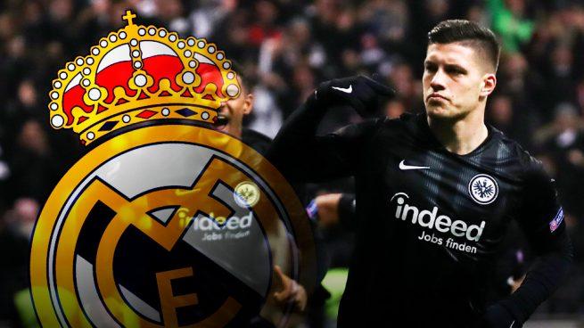 Luka Jović nuevo jugador del Real Madrid