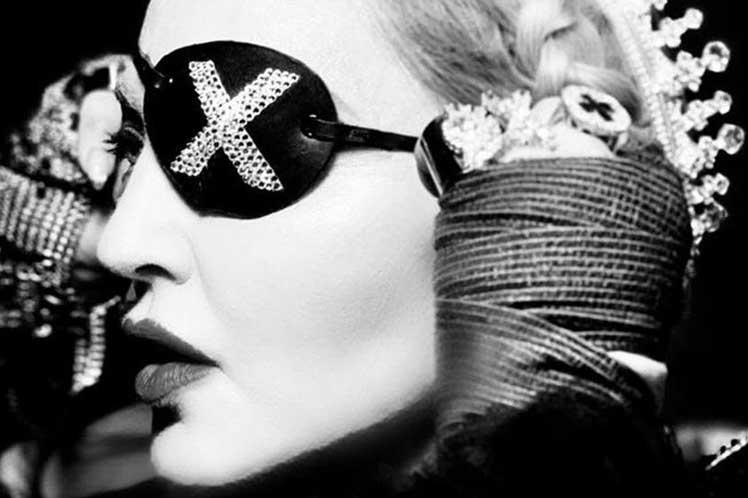 Se reinventa Madonna