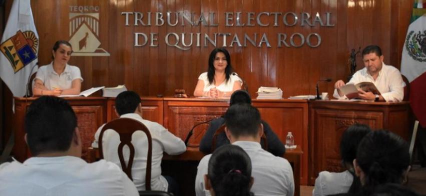 TEQROO confirma acuerdo de medida cautelar a MARYBEL VILLEGAS