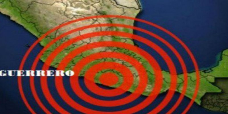 Sismo con epicentro en Coyuca de Benítez, Guerrero fue de 4.9 grados: SSN