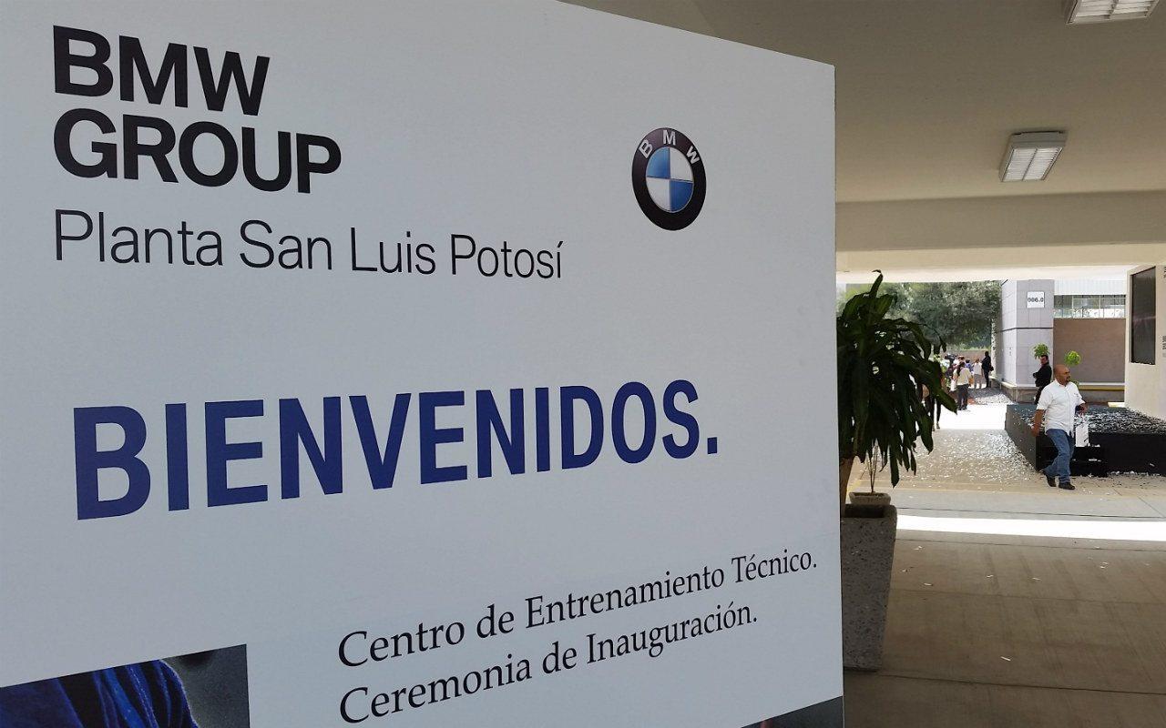 BMW inaugura planta en SLP aun con amenaza de aranceles