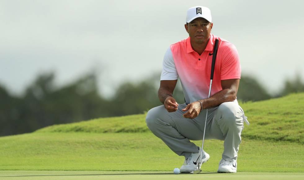 Tiger Woods queda fuera de demanda por homicidio