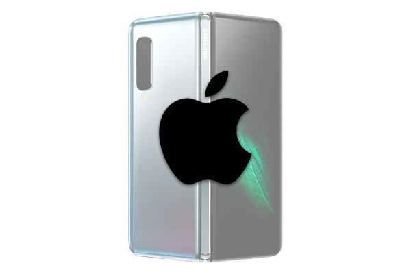 Apple gana patente de una pantalla plegable