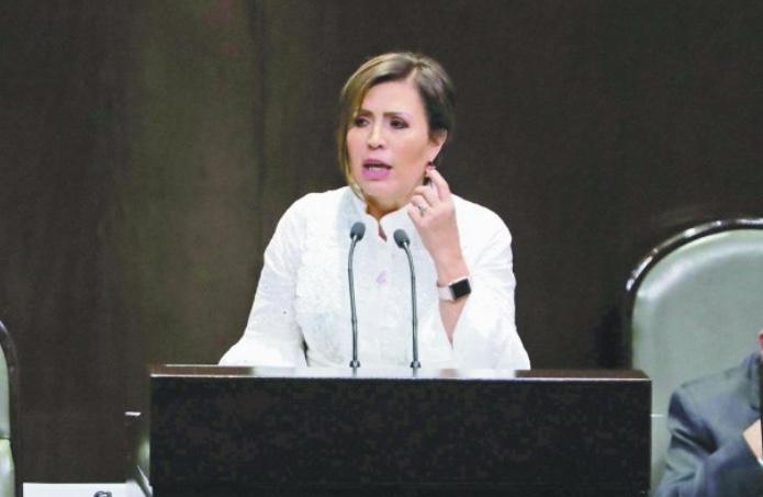 Suspenden cualquier orden de arresto contra Rosario Robles