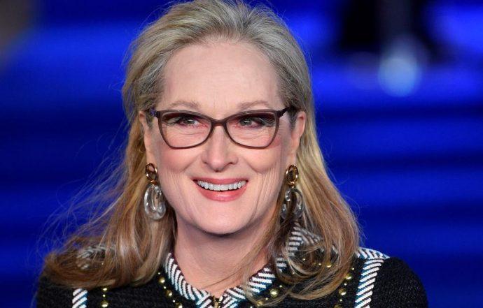 Otorgan premio en Festival de Toronto a Meryl Streep