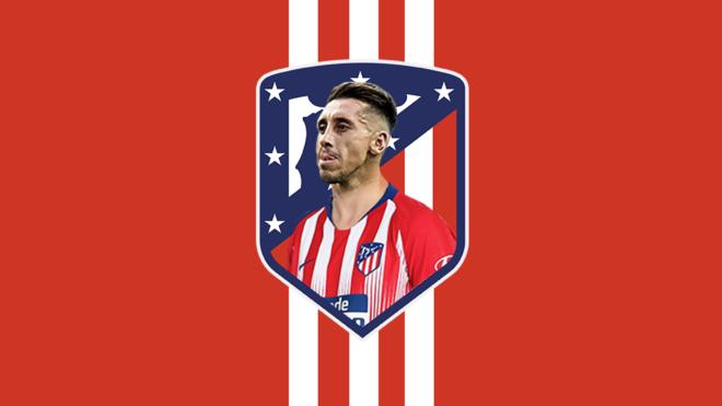 Oficial Héctor Herrera llega al Atlético de Madrid