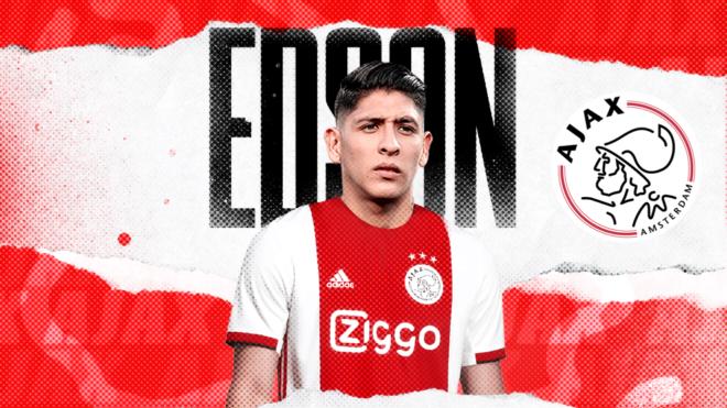 Edson Álvarez es nuevo jugador del Ajax