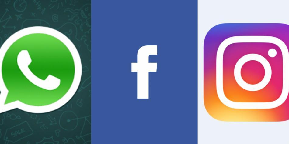 Fallan de nuevo apps de Facebook