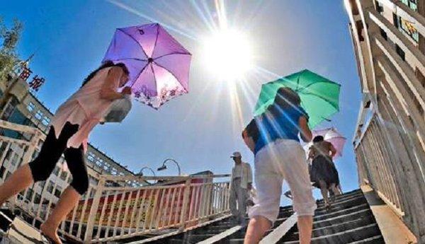 Se espera más de 35 grados de calor en 21 estados