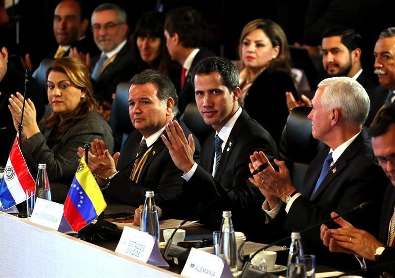 Grupo de Lima refrenda apoyo para cambios en Venezuela