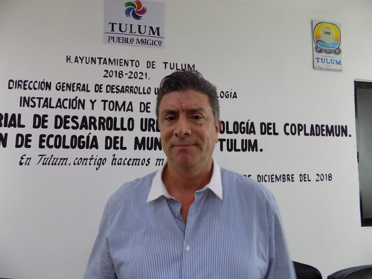 Bachiller rige los destinos ambientales de Tulum