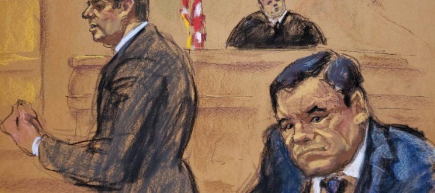 Condenan a cadena perpetua a 'El Chapo' Guzmán