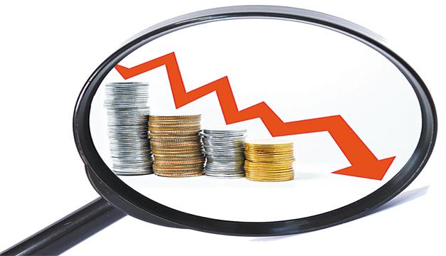 Baja la inversión en el país por tercer mes consecutivo