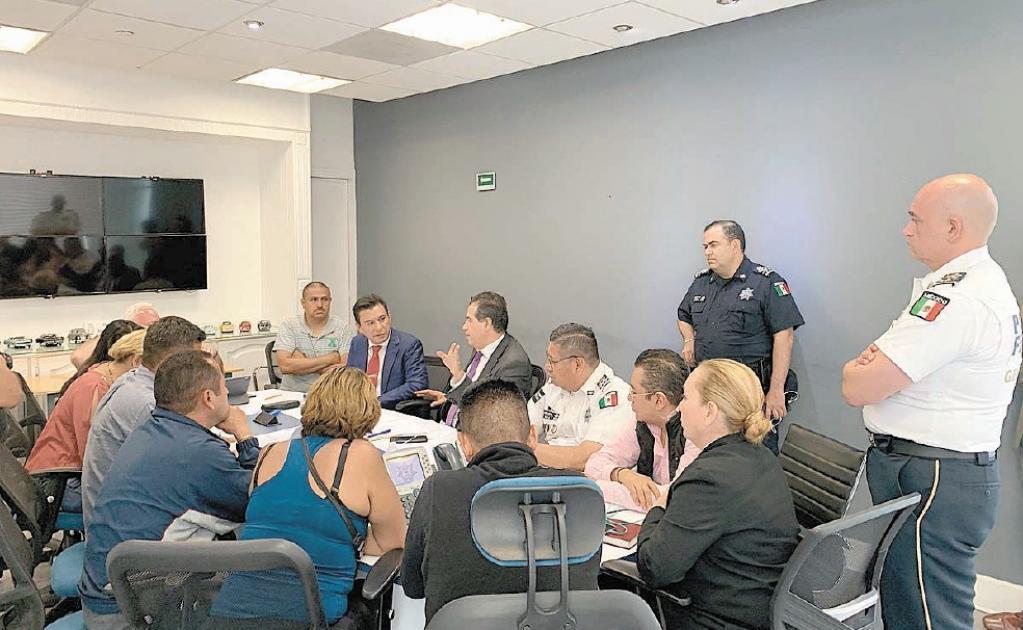 Sin acuerdo mesa de negociaciones entre la Policía Federal y el gobierno