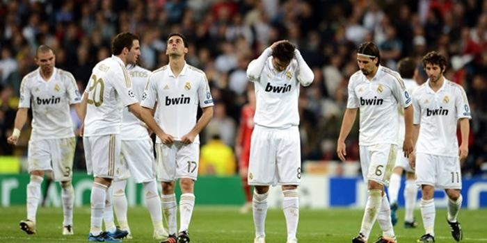 Real Madrid vuelve a perder