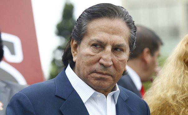 Expresidente de Perú Alejandro Toledo es detenido