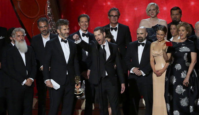 Game of Thrones con 32 nominaciones para los Emmy