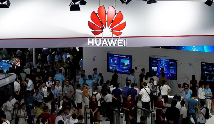 Huawei aumenta sus ventas y aún, con veto por Estados Unidos