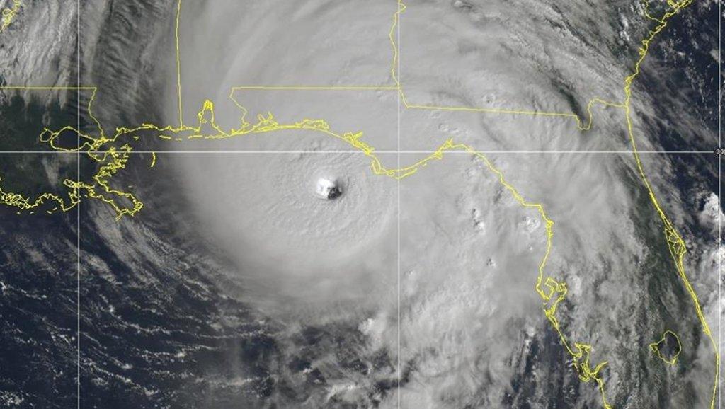 'Barry' se convierte en huracán antes de tocar tierra en EU