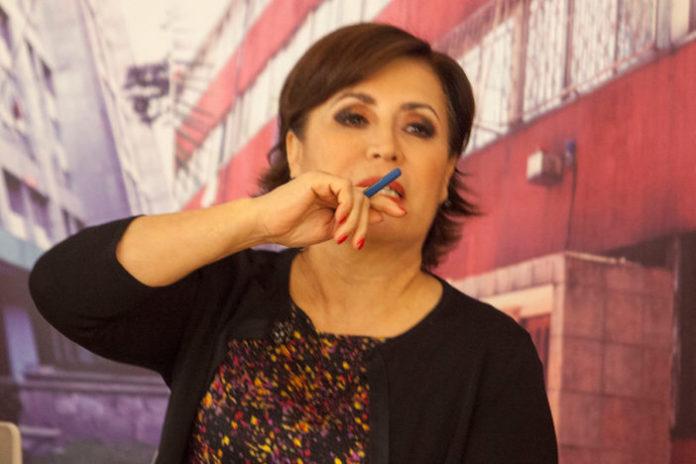 SHCP congela cuentas de Rosario Robles