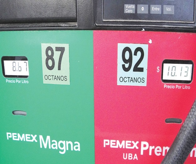 Hacienda baja estímulo fiscal a todos los combustibles