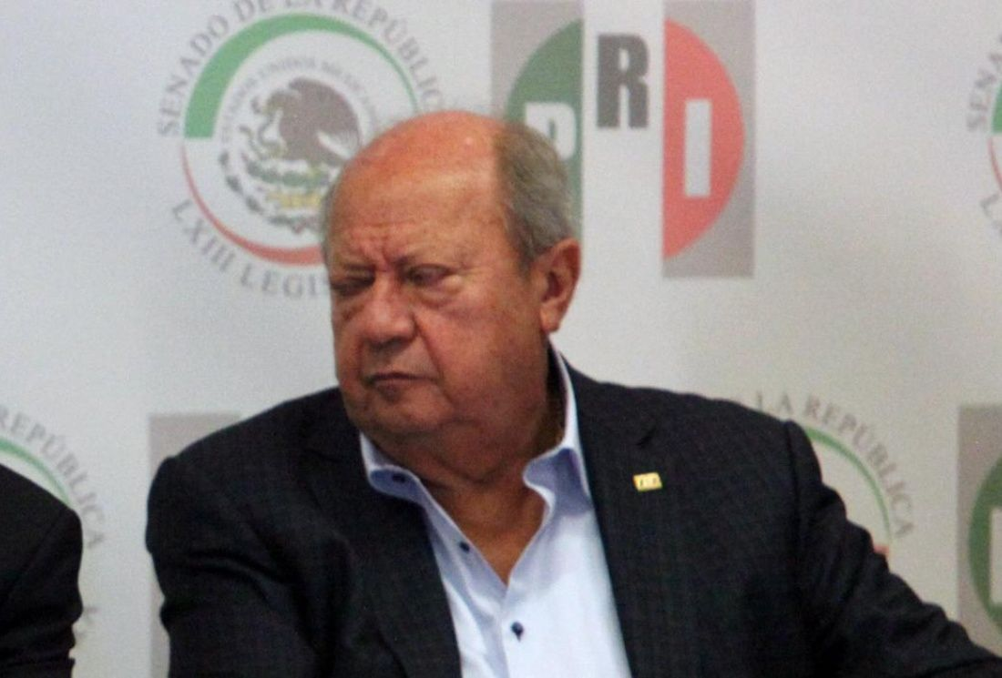 Conceden a Romero Deschamps suspensión definitiva contra posible detención