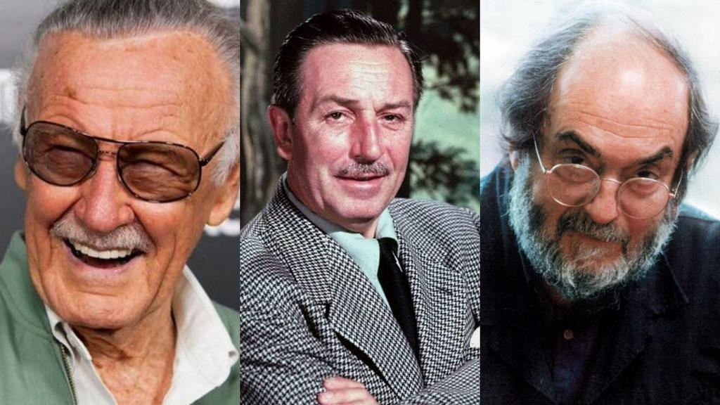 Stan Lee, Walt Disney y Kubrick entrarán al Salón de la Fama