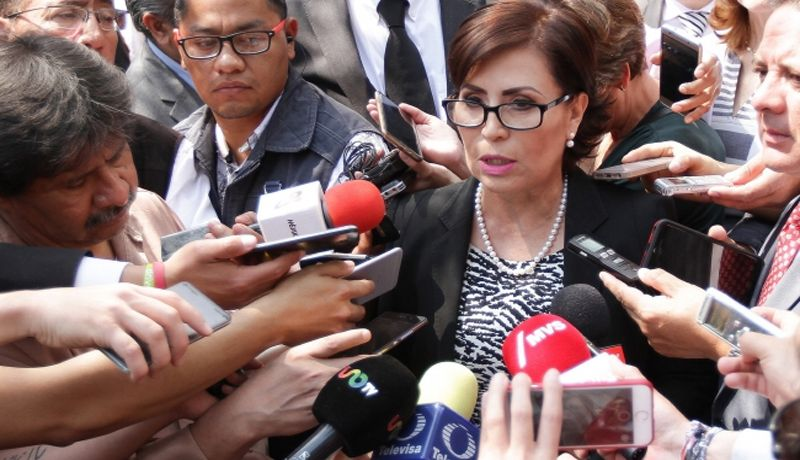 Juez del caso Rosario Robles actúa conforme a la ley: Monreal